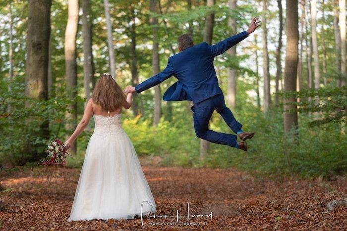 Zeremonienmeister Hochzeit